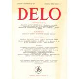 Delo - mesečni časopis za teoriju, kritiku i poeziju br. 8-9, god. 1977.