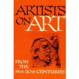 Artists on Art - From the 14th to the 20th Century