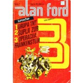 Alan Ford - Trobroj br.1 (1,2,3)