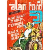 Alan Ford - Trobroj br.6 (16,17,18)