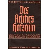 Des Reiches Hofzaun - Geschichte der deutschen Militärgrenze im Südosten