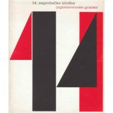14. zagrebačka izložba jugoslavenske grafike - katalog