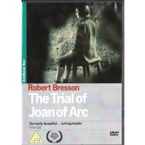 The Trial Of Joan Of Arc DVD