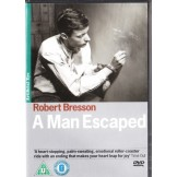 A Man Escaped DVD