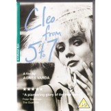 Cleo from 5 to 7 DVD