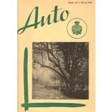 Auto - revija za motorizam i turizam (god. 1., br. 1)