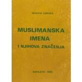 Muslimanska imena i njihova značenja