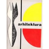 Arhitektura - časopis za arhitekturu, urbanizam i primijenjenu umjetnost, god 13., br. 1-6 , (Umjetnost oblikovanja, Drugi Zagrebački Triennale)