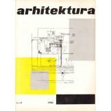 Arhitektura - časopis za arhitekturu, urbanizam i primijenjenu umjetnost, god 16., br. 3-4