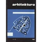 Arhitektura - časopis za arhitekturu, urbanizam i primijenjenu umjetnost, god 16., br. 1-2