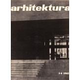 Arhitektura - časopis za arhitekturu, urbanizam i primijenjenu umjetnost, god 16., br. 5-6