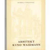 Arhitekt Kuno Waidmann