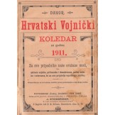 Davor - Hrvatski vojnički koledar za godinu 1911.