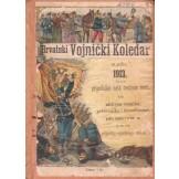 Davor - Hrvatski vojnički koledar za godinu 1913.
