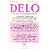 Delo - mesečni časopis za teoriju, kritiku i poeziju br. 12, god. 1988.
