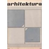 Arhitektura - god. 15., br. 5-6