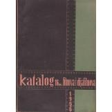 Katalog 16mm. filmova i dijafilmova
