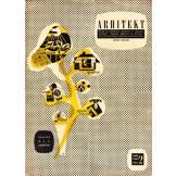Arhitekt - revija za arhitekturo, urbanizem in uporabno umetnost / oblikovanje izdelkov, br. 2-17