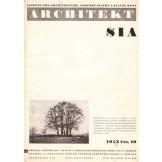 Architekt SIA - roč. 17, čis. 10
