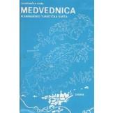 Medvednica - planinarsko turistička karta