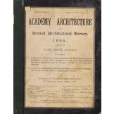 Academy Architecture and Annual Architectural Review - 1895