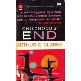 Arthur C. Clarke Childhood`s End (Ballantine)
