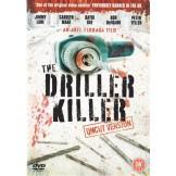 The Driller Killer DVD