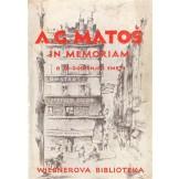 A. G. Matoš : in memoriam o 20-godišnjici pjesnikove smrti