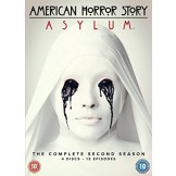 American Horror Story - Season 2: Asylum (4 DVD-a)