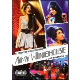 I Told You I Was Trouble : Live In London DVD