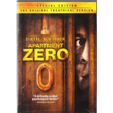 Apartment Zero DVD