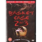 Basket Case 2 and 3 DVD