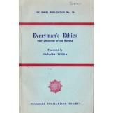 Everyman`s Ethics - Four Discourses of the Buddha