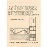 Arhitektonske konstrukcije 2