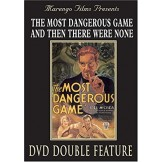 The Most Dangerous Game / And Then There Were None DVD