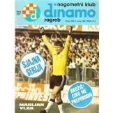 Nogometni klub Dinamo br. 274 / 1982.