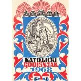 Danica - Katolički kalendar za godinu 1968.