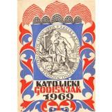 Danica - Katolički kalendar za godinu 1969.