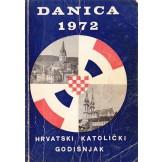 Danica - Hrvatski katolički kalendar za godinu 1972.