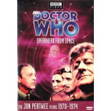 Doctor Who: Spearhead from Space DVD