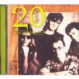 20 éxitos originales CD