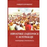 Hrvatske zajednice u Australiji - Nastojanja i postignuća