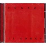 13 Songs CD