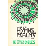 Biblical Hymns and Psalms: Volume 1