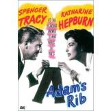 Adamovo rebro (Adam's Rib) DVD