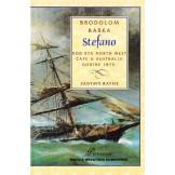 Brodolom barka Stefano kod rta North West Cape u Australiji godine 1875.