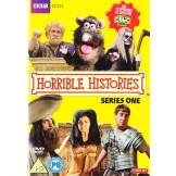 Horrible Histories: Series One (2 DVD-a)