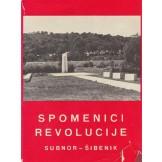 Spomenici revolucije - Šibenik