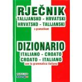 Rječnik talijanskohrvatski s gramatikom