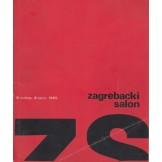 Zagrebački salon 1965.- katalog izložbe